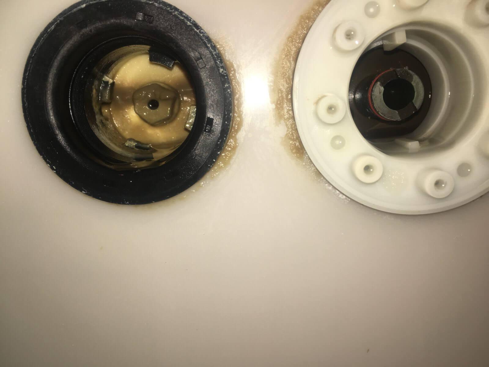 風呂釜洗浄ジェットバス掃除