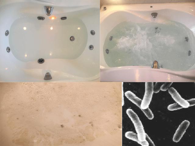 風呂釜配管洗浄ジェットバス